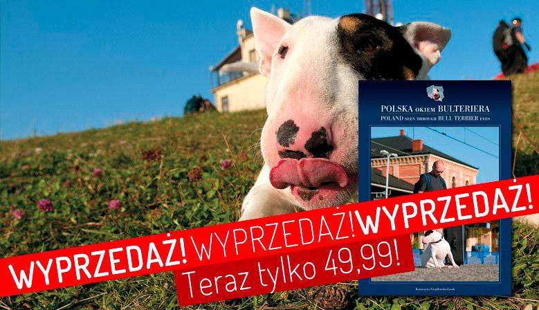 Album Polska okiem bulteriera